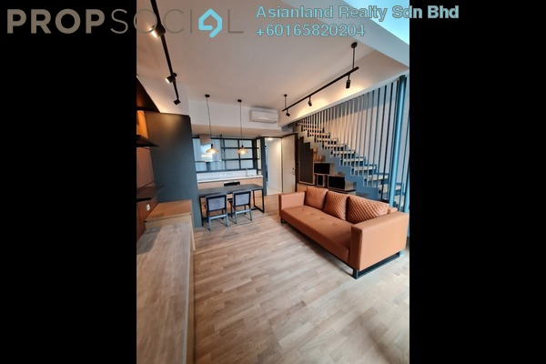 Condominium For Rent in TWY Mont Kiara, Mont Kiara Freehold Fully Furnished 2R/1B 2.8k