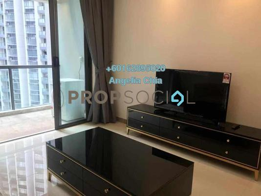 Condominium For Rent in R&F Princess Cove, Johor Bahru Freehold Fully Furnished 2R/2B 2.3k
