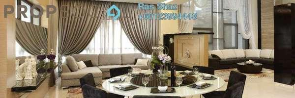 Villa For Sale in Laman Vila, Segambut Freehold Semi Furnished 7R/8B 2.8m