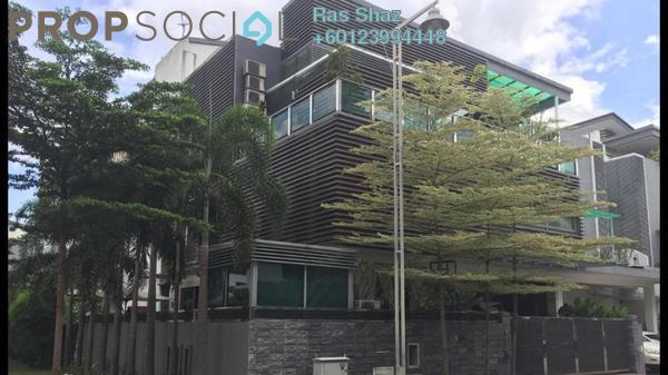 Semi-Detached For Sale in Duta Suria, Ampang Freehold Fully Furnished 8R/8B 3.9m