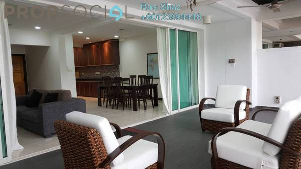 Condominium For Sale in Armanee Terrace I, Damansara Perdana Freehold Fully Furnished 5R/4B 1m