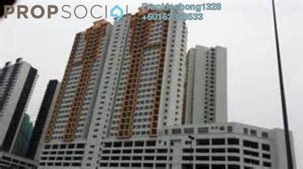Condominium For Sale in OUG Parklane, Old Klang Road Freehold Semi Furnished 3R/2B 395k