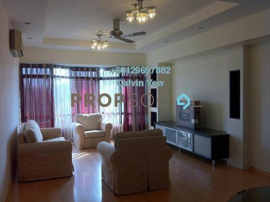 Condominium For Rent in Robson Condominium, Seputeh Freehold Fully Furnished 3R/2B 2.5k