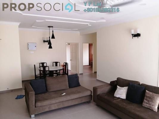 Condominium For Sale in Sri Bangsar Apartment, Bangsar Freehold Fully Furnished 3R/2B 538k