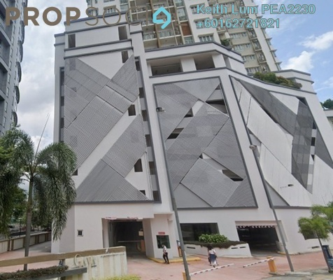 Condominium For Rent in Gaya Bangsar, Bangsar Freehold Fully Furnished 1R/1B 2k