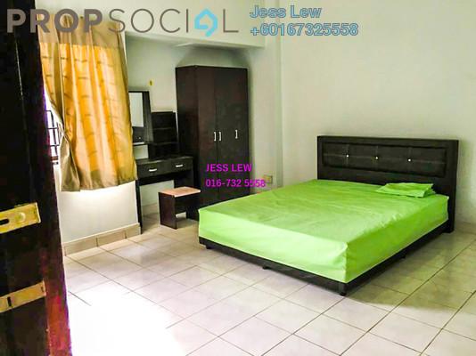 Apartment For Sale in Sri Bangsar Apartment, Bangsar Freehold Semi Furnished 2R/2B 638k