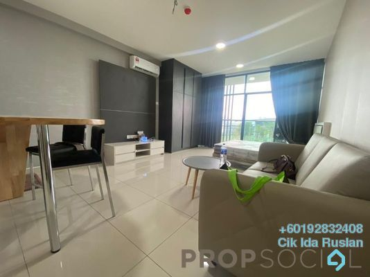 SoHo/Studio For Rent in Liberty Arc @ Ampang Ukay, Ukay Freehold Fully Furnished 0R/1B 1.3k