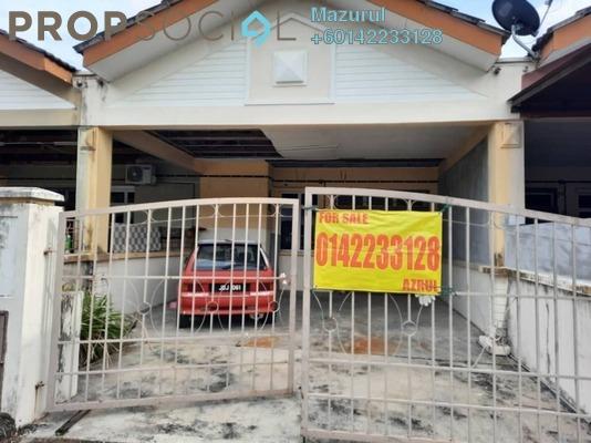 Terrace For Sale in JP Perdana, Johor Bahru Freehold Unfurnished 3R/2B 400k