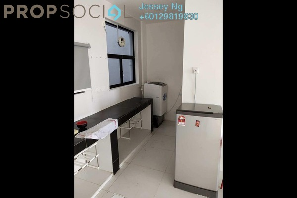 Condominium For Rent in Treetops Residency, Ipoh Freehold Semi Furnished 3R/2B 1.3k