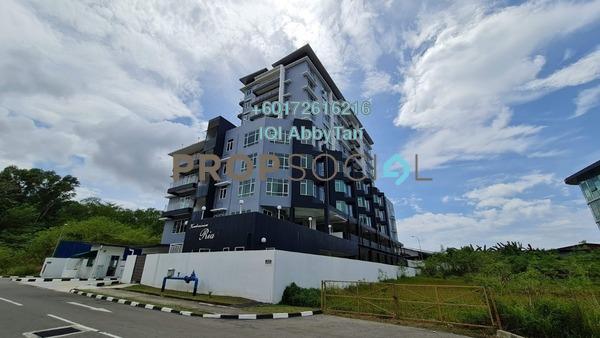 Condominium For Sale in Kondominium Ria, Kota Kinabalu Freehold Unfurnished 3R/3B 720k
