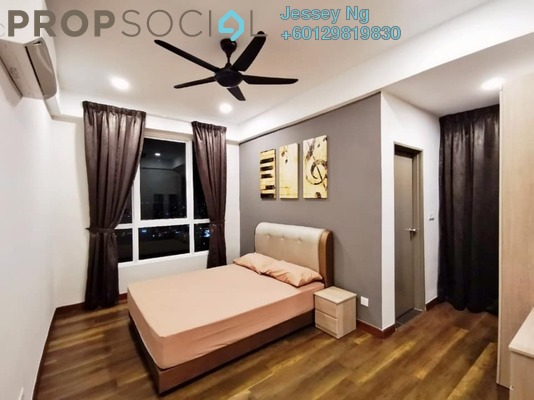 Condominium For Rent in D'Festivo Residences, Ipoh Freehold Fully Furnished 2R/2B 2.2k