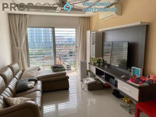 Condominium For Sale in Casa Idaman, Jalan Ipoh Freehold Semi Furnished 3R/2B 450k