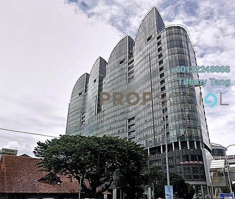 Office For Rent in The Icon, KLCC Freehold Fully Furnished 0R/0B 33k