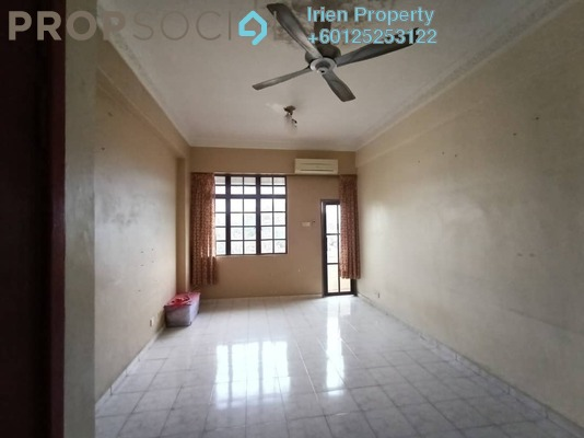 Apartment For Sale in Bayan Permai Apartment, Bayan Lepas Freehold Semi Furnished 3R/2B 310k