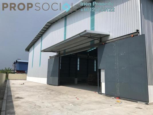 Factory For Sale in Kampung Telok Gong , Port Klang Freehold Semi Furnished 0R/0B 18m