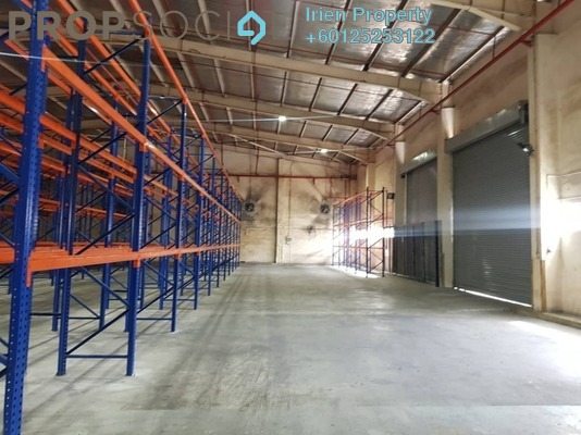 Factory For Rent in Rhythm Avenue, UEP Subang Jaya Freehold Unfurnished 0R/0B 36k