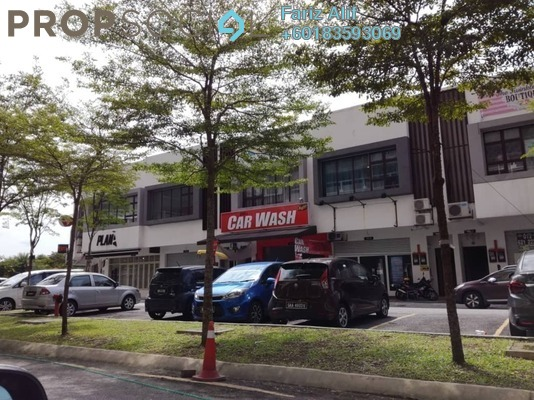 Shop For Sale in Trivo, Bukit Jelutong Freehold Unfurnished 0R/4B 1.75m