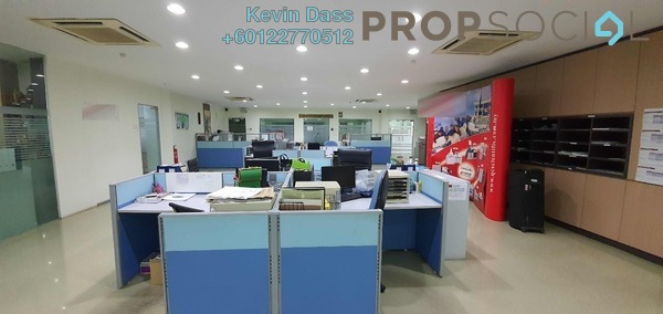 Factory For Rent in Taman Perindustrian Puchong, Puchong Freehold Semi Furnished 9R/4B 50k