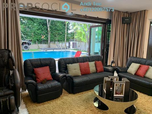 Bungalow For Sale in Masera Bukit Segar, Cheras Freehold Semi Furnished 7R/7B 7m