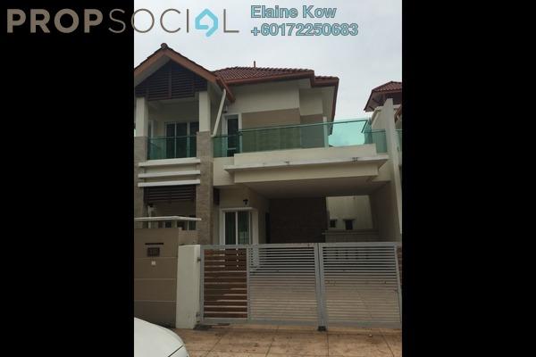 Semi-Detached For Sale in Villa Manja, Bandar Menjalara Freehold Unfurnished 5R/5B 3.7m