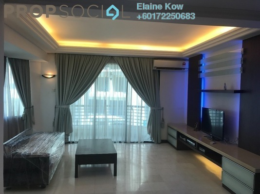 Condominium For Rent in Araville, Bangsar Freehold Fully Furnished 3R/3B 4k
