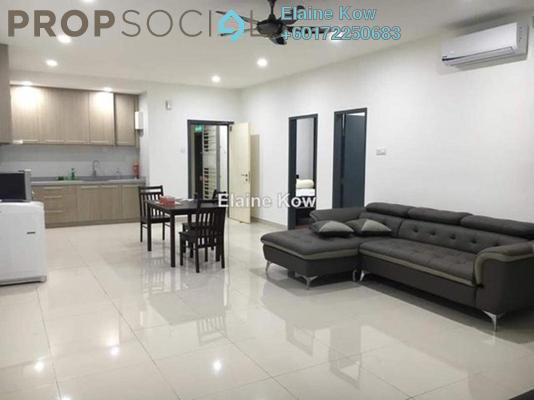 Serviced Residence For Rent in Da Men, UEP Subang Jaya Freehold Fully Furnished 3R/2B 2.4k