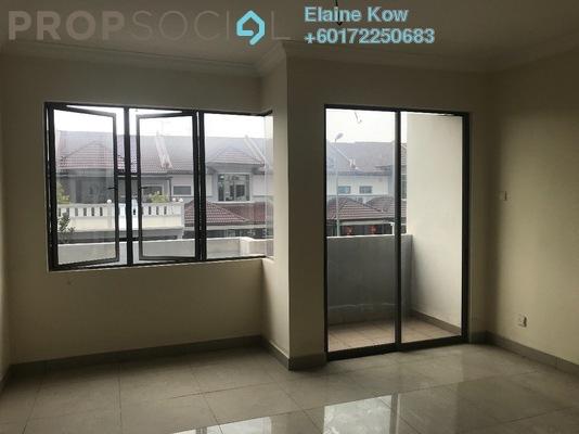 Terrace For Sale in Vistaria Residences, Bandar Puchong Jaya Freehold Unfurnished 5R/5B 1.28m