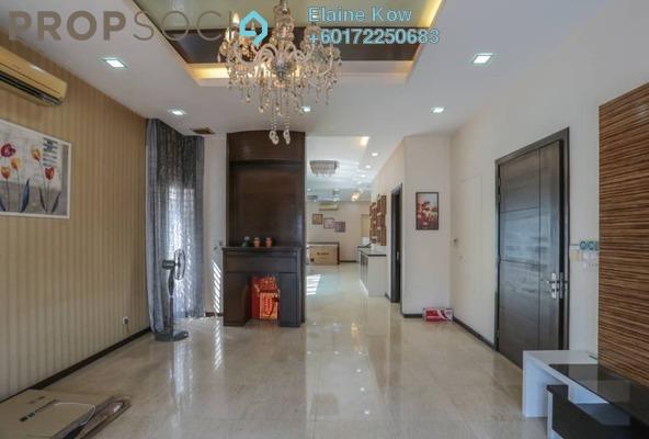 Semi-Detached For Sale in Villa Manja, Bandar Menjalara Freehold Semi Furnished 6R/6B 3.3m