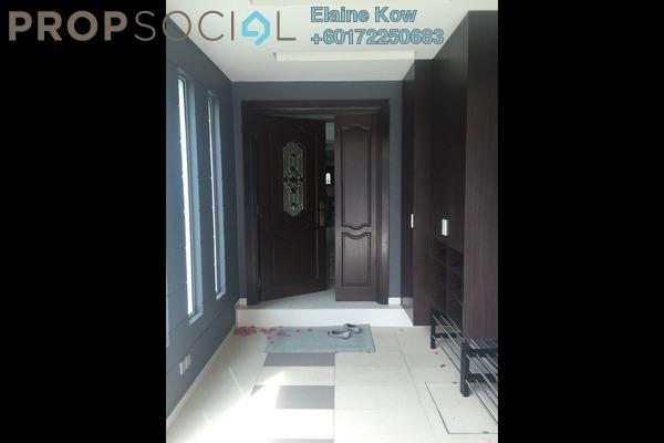 Terrace For Rent in SS22, Damansara Jaya Freehold Semi Furnished 4R/4B 3.2k