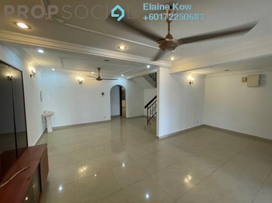 Terrace For Rent in Taman Puchong Utama, Puchong Freehold Semi Furnished 4R/3B 2.2k