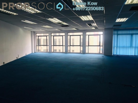 Office For Sale in Setia Walk, Pusat Bandar Puchong Freehold Semi Furnished 0R/0B 1.2m