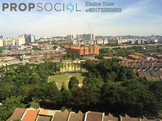 Condominium For Sale in Maxwell Towers, Gasing Heights Freehold Semi Furnished 3R/3B 710k