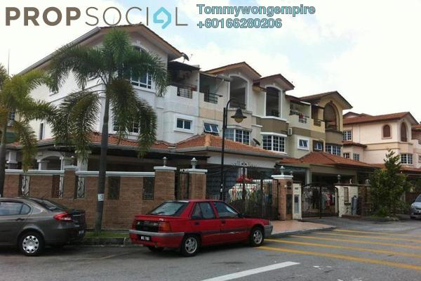 Terrace For Sale in Sunway Cheras, Batu 9 Cheras Freehold Unfurnished 5R/4B 850k