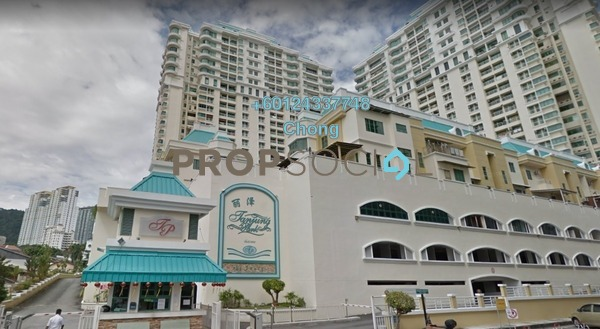 Condominium For Sale in Tanjung Park, Tanjung Tokong Freehold Unfurnished 3R/2B 402k