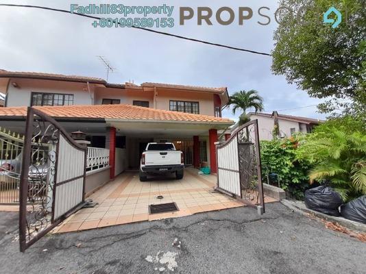 Semi-Detached For Sale in BK5, Bandar Kinrara Freehold Semi Furnished 4R/3B 1.38m