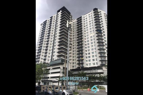 Condominium For Sale in Seri Puteri, Bandar Sri Permaisuri Freehold Semi Furnished 3R/3B 513k