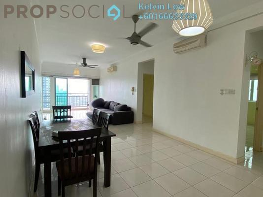 Condominium For Rent in Metropolitan Square, Damansara Perdana Freehold Fully Furnished 3R/2B 2.4k