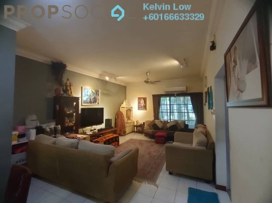 Townhouse For Sale in Parkville Garden Townhouse, Sunway Damansara Freehold Semi Furnished 3R/3B 845k