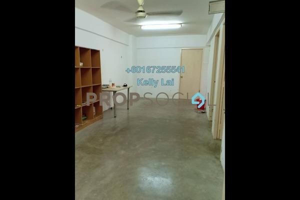 Apartment For Sale in Laman Rimbunan, Kepong Freehold Semi Furnished 3R/2B 235k