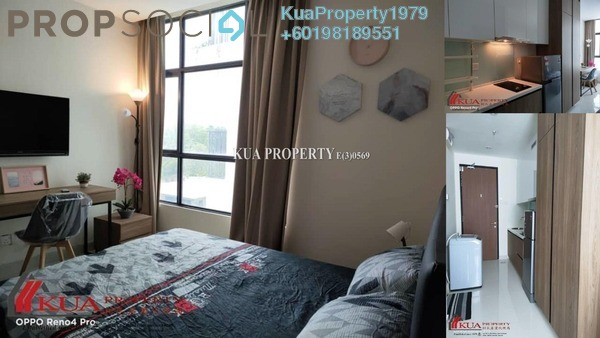 Apartment For Rent in LD Legenda, Kuching Freehold Fully Furnished 1R/1B 1k