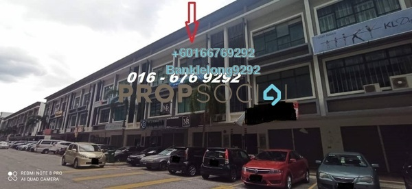 Shop For Sale in BP1, Bandar Bukit Puchong Freehold Semi Furnished 0R/3B 1.31m