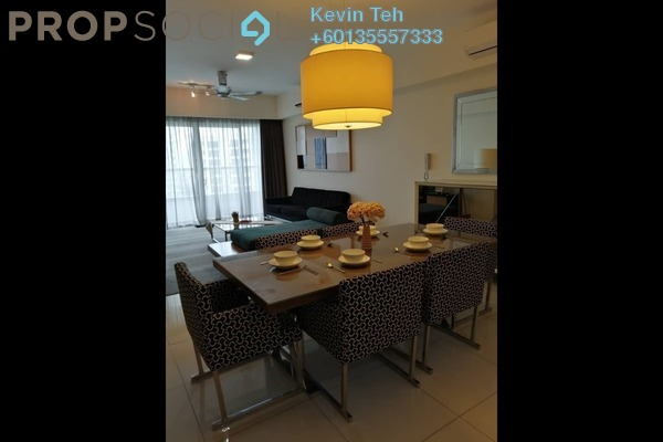 Condominium For Sale in Tiffani Kiara, Mont Kiara Freehold Fully Furnished 3R/3B 1.15m