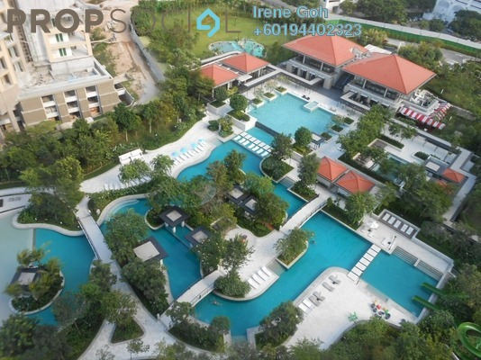 Condominium For Rent in Quayside, Seri Tanjung Pinang Freehold Fully Furnished 2R/2B 4.5k