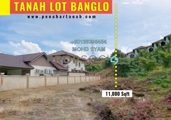 Land For Sale in Taman Mutiara Bangi, Bangi Freehold Unfurnished 0R/0B 992k