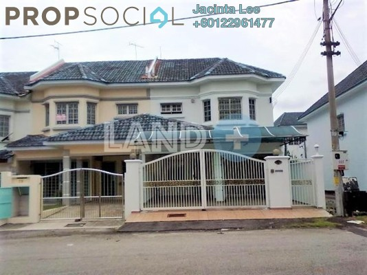 Terrace For Sale in BP3, Bandar Bukit Puchong Freehold Unfurnished 4R/3B 445k