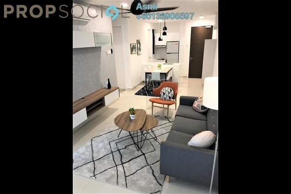 Condominium For Rent in H2O Residences, Ara Damansara Freehold Fully Furnished 3R/2B 2.2k