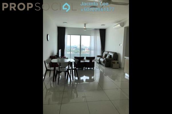Serviced Residence For Sale in Epic, Johor Bahru Freehold Semi Furnished 3R/2B 388k