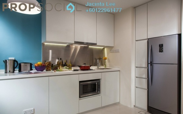 Serviced Residence For Sale in DPulze, Cyberjaya Freehold Fully Furnished 1R/1B 209k