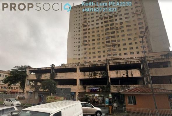 Condominium For Sale in Serdang Skyvillas, Seri Kembangan Freehold Unfurnished 3R/2B 250k
