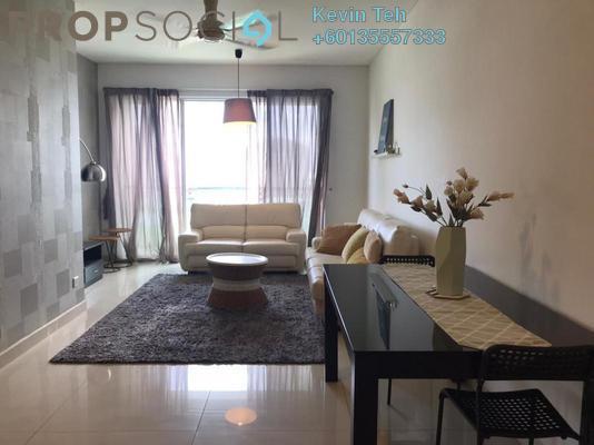 Condominium For Rent in Solaris Dutamas, Dutamas Freehold Fully Furnished 3R/2B 4.5k